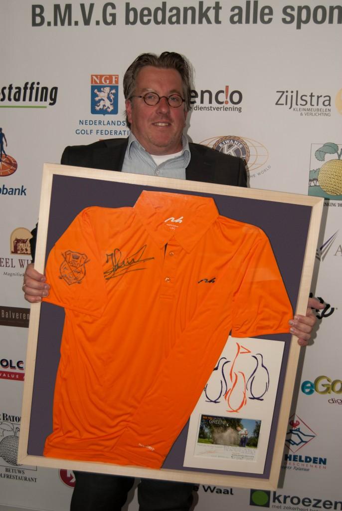 Willem-Aart Vlug is de 1e winnaar van de NGG wedstrijd
