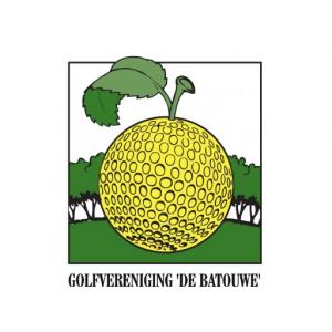 Logo Golfvereniging 'De Batouwe'