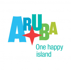 Logo Aruba Tourism Authority - one happy island