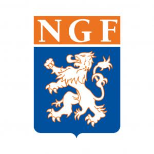 Logo Nederlandse Golf Federatie (NGF)