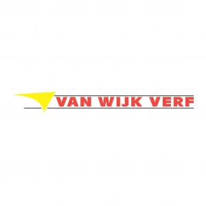 Logo van Wijk Verf
