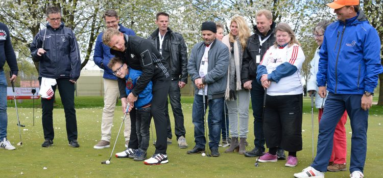 Aftermovie DKF Golf clinic