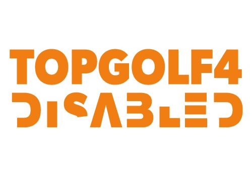 TOPGOLF4DISABLED word uniek Goodwill Event